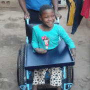 Zambia Deaf girl