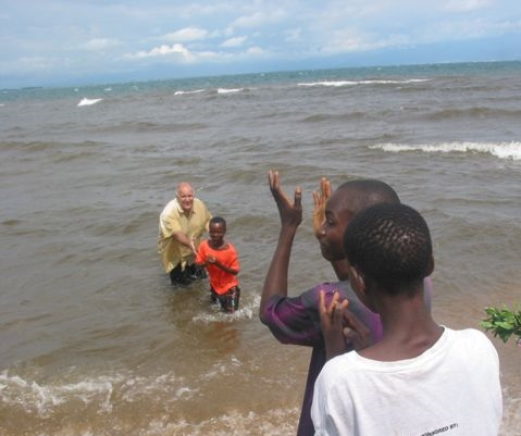 Congo Baptism